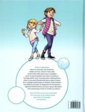 Studio Bubble Tea T.1 ; le royaume de Constance - 4ème de couverture - Format classique