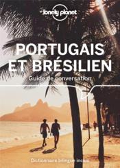 GUIDE DE CONVERSATION ; guide de conversation portugais et brésilien (11e édition) - Couverture - Format classique