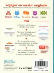 GUIDE DE CONVERSATION ; guide de conversation portugais et brésilien (11e édition) - 4ème de couverture - Format classique