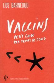 Les vaccins au cas par cas - Couverture - Format classique