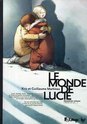 Le monde de Lucie T.2 ; rester en vie... - Intérieur - Format classique