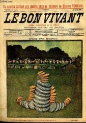 Le bon vivant n°448 - Grand prix d'auteil - Couverture - Format classique