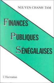 Finances publiques sénégalaises - Couverture - Format classique