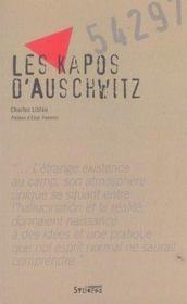 Les kapos d'auschwitz - Intérieur - Format classique