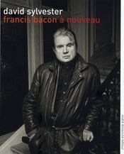 Francis Bacon, à nouveau - Intérieur - Format classique