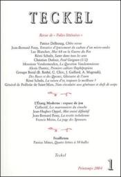 Revue teckel - Couverture - Format classique