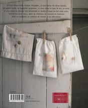 Esprit de famille ; chiner, récupérer, créer... - 4ème de couverture - Format classique
