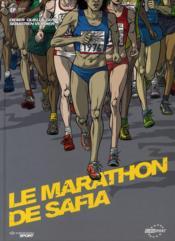 Le marathon de Safia - Couverture - Format classique
