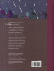 Mon papi - 4ème de couverture - Format classique