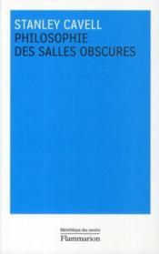 Philosophie des salles obscures - Couverture - Format classique