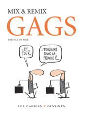 Gags - Couverture - Format classique