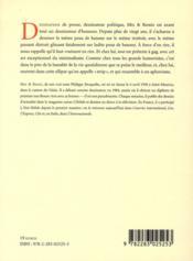 Gags - 4ème de couverture - Format classique