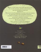 Muguette et ses amis de la forêt - 4ème de couverture - Format classique