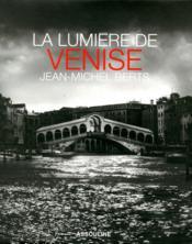 La lumière de Venise - Couverture - Format classique