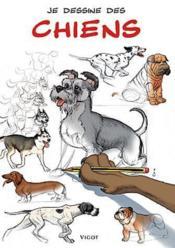 Je dessine des chiens - Couverture - Format classique
