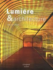 Lumière et architecture - Couverture - Format classique