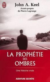 La prophétie des ombres - Couverture - Format classique