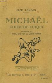 Michaël, Chien De Cirque - Couverture - Format classique