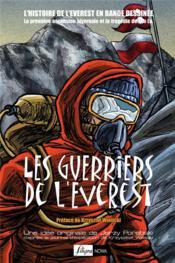 Les guerriers de l'Everest - Couverture - Format classique