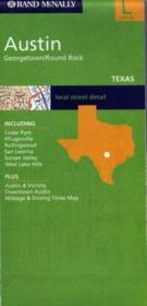Streets Of ; Austin (Texas) - Couverture - Format classique