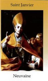 Saint Janvier ; neuvaine - Couverture - Format classique