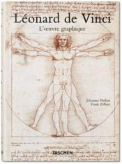 Léonard de Vinci - Couverture - Format classique