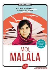Moi, Malala - Couverture - Format classique