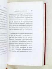 Bordeaux sous la Fronde (1650-1653) Etude historique d'après les Mémoires de Lenet, Larochefoucault, Mlle de Montpensier, Mme de Motteville, Monglat, Gourville, Conrart, etc. [ Edition originale ] - Couverture - Format classique