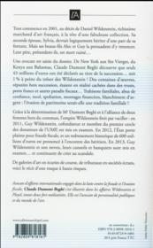 Les milliards cachés des Wildenstein - 4ème de couverture - Format classique
