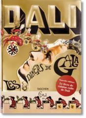 Dalí ; les dîners de Gala - Couverture - Format classique