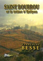 Saint Bourrou et le trésor d'Hélyon - Couverture - Format classique