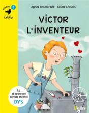 Victor l'inventeur - Couverture - Format classique