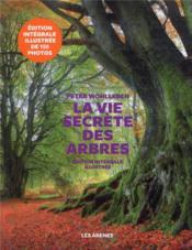La vie secrète des arbres - Couverture - Format classique