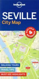 City map ; Seville (édition 2018) - Couverture - Format classique