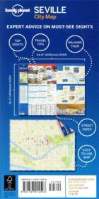 City map ; Seville (édition 2018) - 4ème de couverture - Format classique