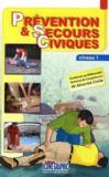 Livre participant prevention & secours civiques ; PSCL