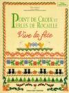 Point De Croix Et Perles De Rocaille