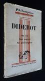 Diderot : sa vie, son oeuvre, sa philosophie