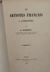 Les Artistes Français à l