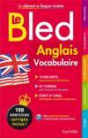 Bled ; Vocabulaire ; Anglais