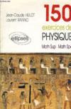 150 exercices de physique