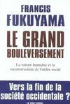 Contretemps ; Le Grand Bouleversement ; La Nature Humaine Et La Reconstruction De L'Ordre Social