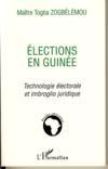 Élections en guinée ; technologie électorale et imbroglio juridique