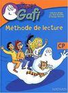 SUPER GAFI ; lecture ; CP ; manuel de l'élève
