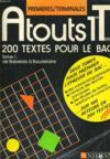 Atouts 200 Textes 1° T.1