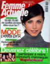 Femme Actuelle N°885 du 10/09/2001