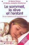 Le Sommeil Le Reve Et L'Enfant