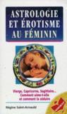 Erotisme Et Astrologie Au Feminin