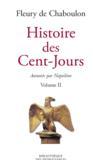 Histoire des Cent-Jours