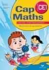Cap Maths ; Ce1 ; Fichier D'Entraînement (Edition 2009)